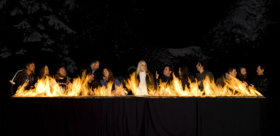 The Burning Supper, 2012